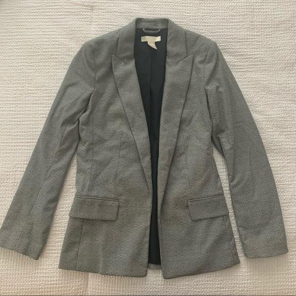 H&M Grey Blazer